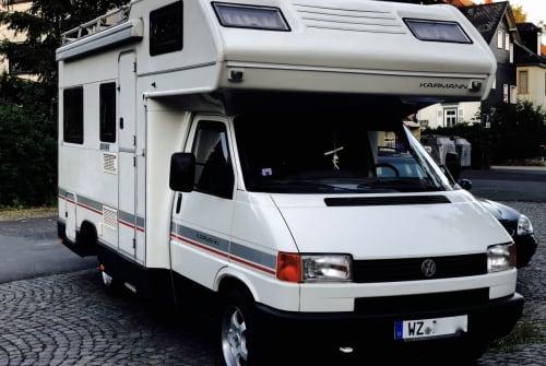 Wohnmobil mieten in Wetzlar von privat | VW T4 Karmann  Seestern