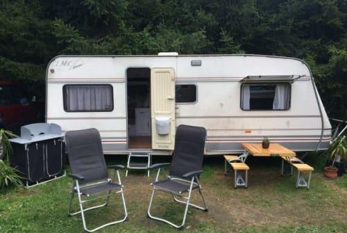 Wohnmobil mieten in Dieburg von privat | LMC Beachhouse