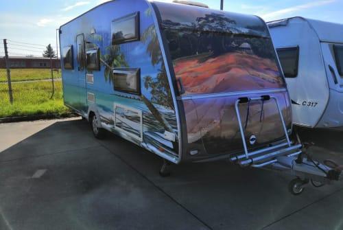 Wohnmobil mieten in Kaufbeuren von privat | Bürstner MAUI