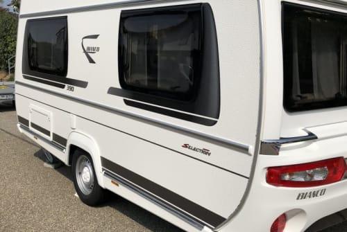 Wohnmobil mieten in Kieselbronn von privat | Fendt Caravan Ive