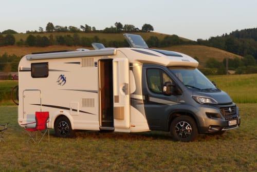 Wohnmobil mieten in Köln von privat | Fiat Ducato Bob