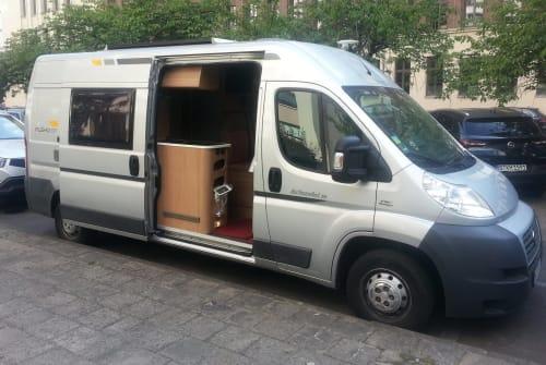 Wohnmobil mieten in Bad Belzig von privat | Fiat Adria