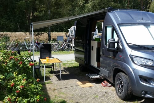 Wohnmobil mieten in Bad Staffelstein von privat | Fiat Ducato Amundsen