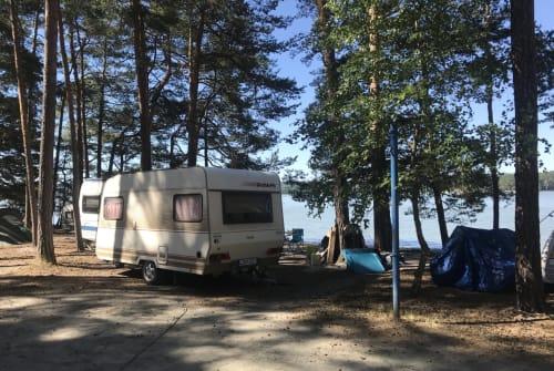 Wohnmobil mieten in Rötha von privat   Dehtleffs -* Campfire *-