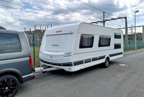 Wohnmobil mieten in Untersteinach von privat | Dethleffs Camper 540 QMK