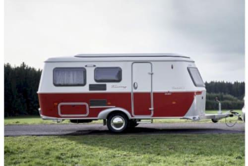 Wohnmobil mieten in Borsfleth von privat | Eriba Touring Troll 530 Roxy Rockabilly