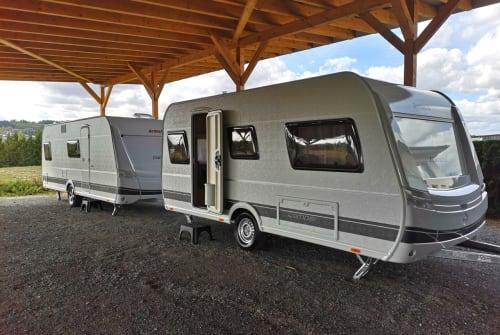 Wohnmobil mieten in Untersteinach von privat | Dethleffs Camper 460 EL