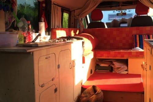 Wohnmobil mieten in Berlin von privat | Fiat  Ferdinand