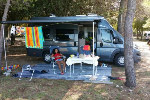Wohnmobil mieten in Buchloe von privat   Citröen AllgäuCruiser