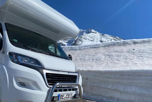 Wohnmobil mieten in Warendorf von privat   Knaus Knaus Edition
