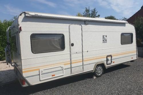Wohnmobil mieten in Husum von privat | Knaus Küsten-Camper1