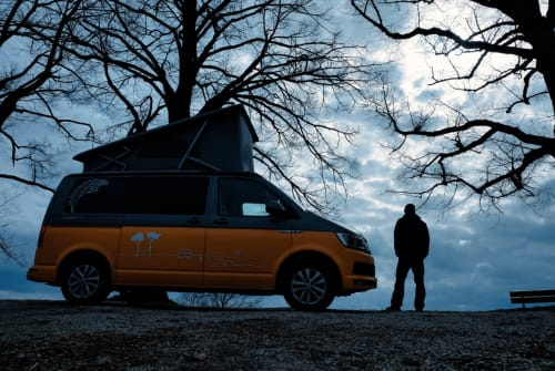 Wohnmobil mieten in Pfungstadt von privat   VW Engelchen