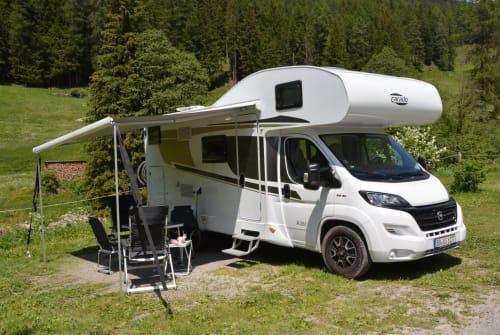 Wohnmobil mieten in Sindelfingen von privat   Carado Carado A 361