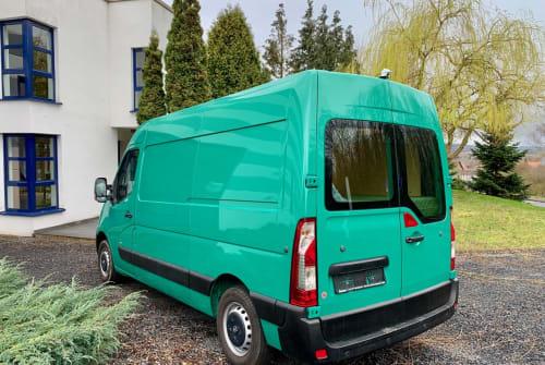 Wohnmobil mieten in Mechernich von privat   Opel Movano Rudy