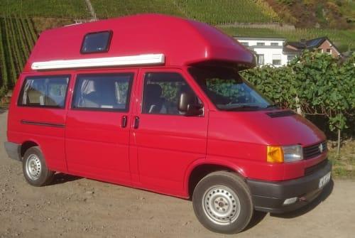 Wohnmobil mieten in Bad Neuenahr-Ahrweiler von privat | VW Calu