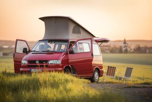 Wohnmobil mieten in Karlsruhe von privat | VW Ulme