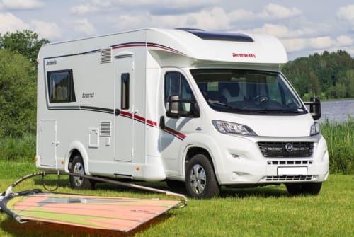 Wohnmobil mieten in Hoyerswerda von privat | FIAT Dethleffs Seenland Camper