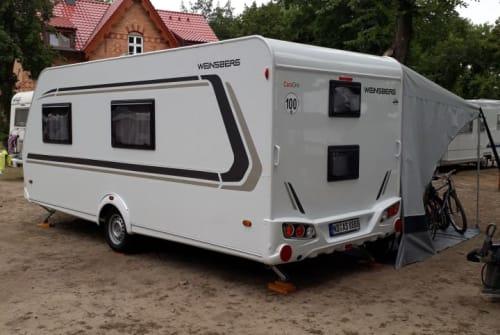 Wohnmobil mieten in Karlskron von privat   Knaus Weinsberg
