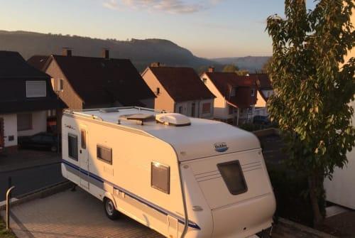 Wohnmobil mieten in Warburg von privat   Hobby Carl