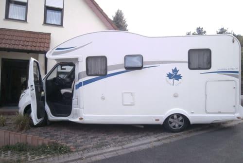 Wohnmobil mieten in Rehlingen-Siersburg von privat   Ahorn Maufel