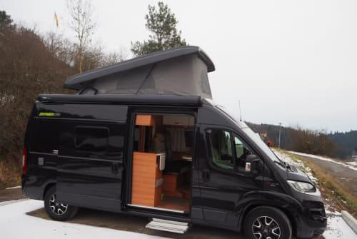 Wohnmobil mieten in Zimmern ob Rottweil von privat | Hymer  Zischmobil III