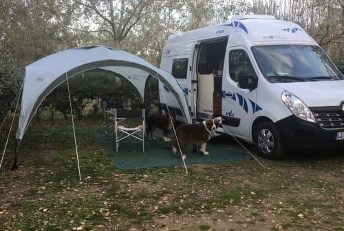 Wohnmobil mieten in Todtnau von privat | AhornRenault Master Greenvan