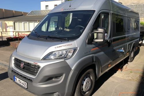 Wohnmobil mieten in Kreis Iserlohn von privat | Globecar MiWi 4405