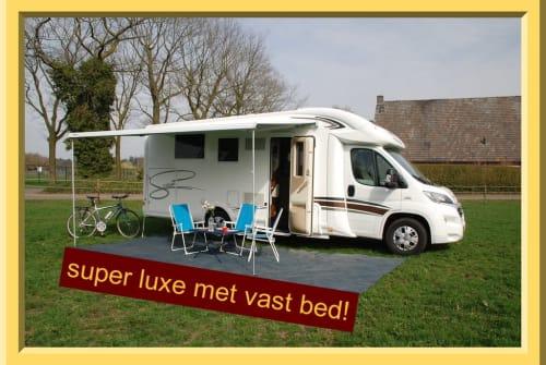 Wohnmobil mieten in Tilburg von privat | Fiat  7 Mc Louis
