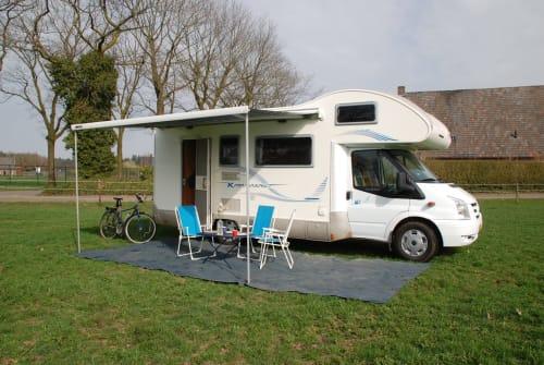 Wohnmobil mieten in Tilburg von privat | Ford Rimor 5 katamarano