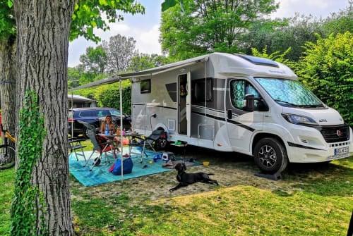 Wohnmobil mieten in Krumbach von privat | Sunlight Maui Beach neu