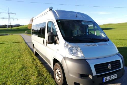 Wohnmobil mieten in Oy-Mittelberg von privat | Fiat Ducato Dumbo