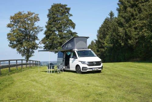 Wohnmobil mieten in Freising von privat | VW CaliforniaOcean