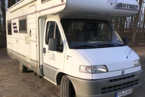 Wohnmobil mieten in Eichenau von privat | Fiat Karl
