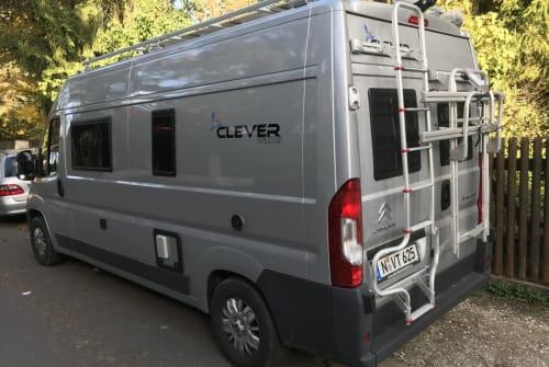 Wohnmobil mieten in Nürnberg von privat | Clever Celebration