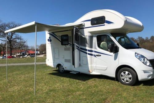 Wohnmobil mieten in Rottweil von privat | Ahorn Camp A 595 Modell 2019 CampactNeu