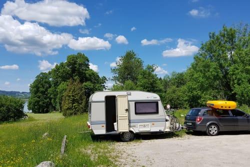 Wohnmobil mieten in Weinheim von privat | Hobby Dieter
