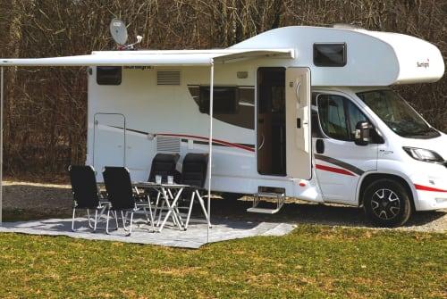 Wohnmobil mieten in Vaterstetten von privat   Sunlight Bavarian Camper