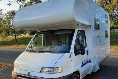 Wohnmobil mieten in Heuchelheim von privat | FIAT Kleiner Bruder