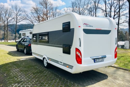 Wohnmobil mieten in Neustadt von privat   Hobby PX One