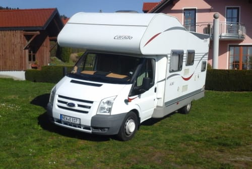Wohnmobil mieten in Tännesberg von privat | Ford Carado A 241 Kätzchen