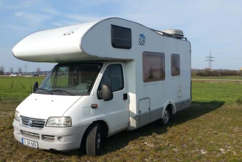 Wohnmobil mieten in Augsburg von privat | Knaus Sporti