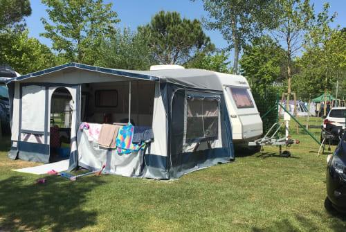Wohnmobil mieten in Eiselfing von privat | Dethleffs Rosi
