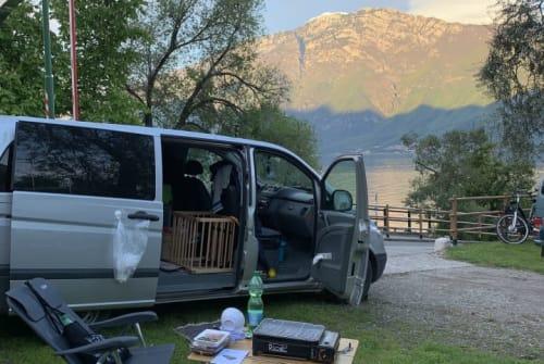 Wohnmobil mieten in Berlin von privat | Mercedes Vito Mrs. Buli