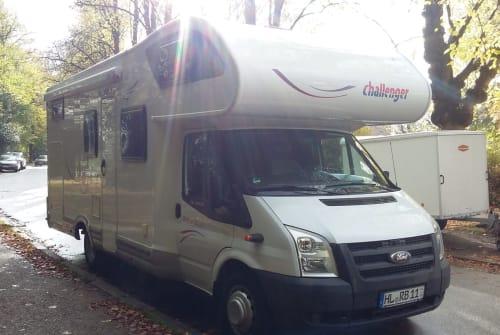 Wohnmobil mieten in Lübeck von privat | Ford Campi