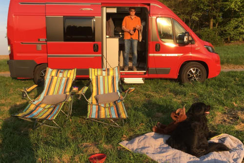 Wohnmobil mieten in Mühltal von privat | Adria WoMo Louis