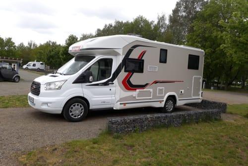 Wohnmobil mieten in Eilenburg von privat | challenger Lemmy