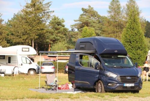 Wohnmobil mieten in Waldbronn von privat | Ford Westfalia Herr Womo