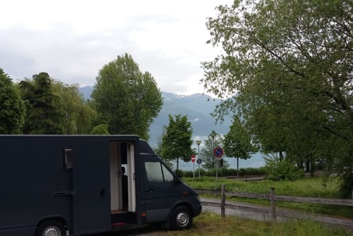 Wohnmobil mieten in Tiefenbach von privat | Mercedes 308 CDI Der Ferdl