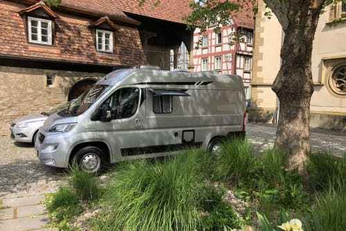 Wohnmobil mieten in Mosbach von privat | Pössl Roadcar 540 TOM