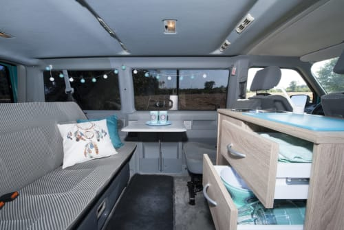 Wohnmobil mieten in Mierlo von privat   VW Dreamcatcher